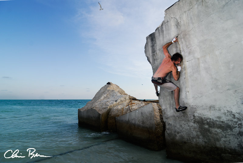 egmontarete2 Paradisebuildering climbing