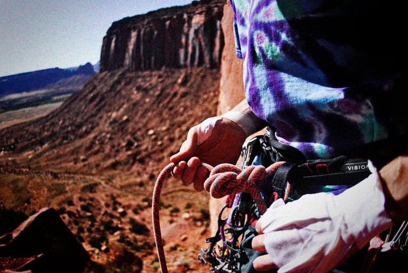 knot Creekin Outclimbing
