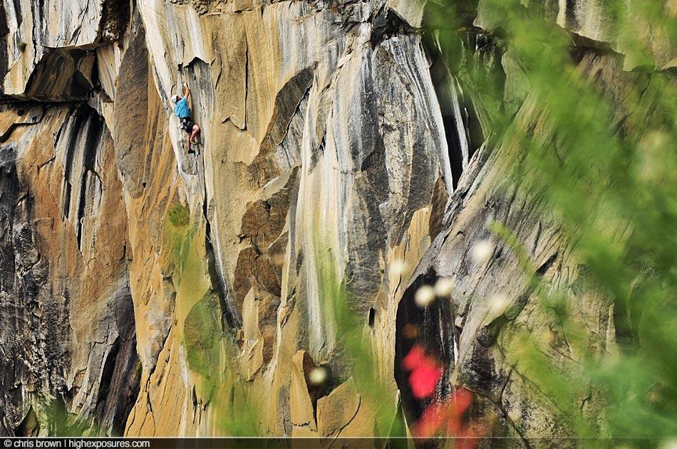 tioga cliff storming castlesclimbing