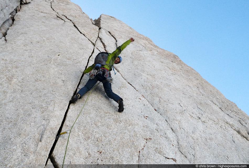 splitter Storming Castles [part 2   the sequel]climbing