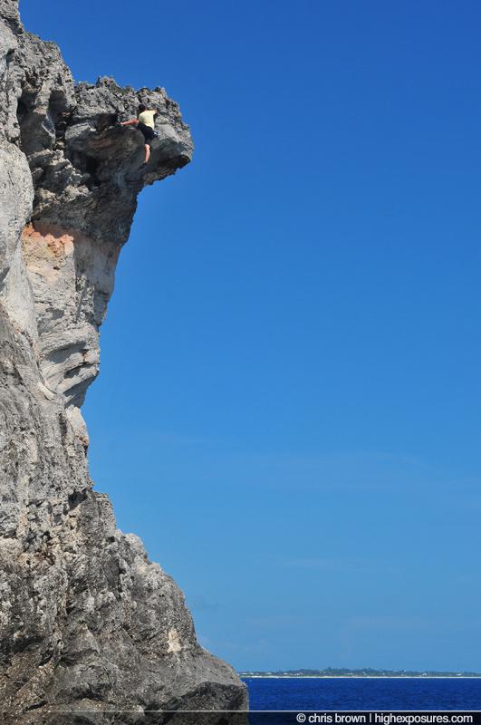 glassbridge21 Rock Climbing in the Bahamasclimbing