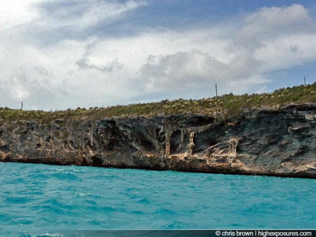 stalactite1 Rock Climbing in the Bahamasclimbing